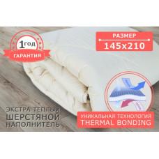 Одеяло микрофибра, 200 шерсть