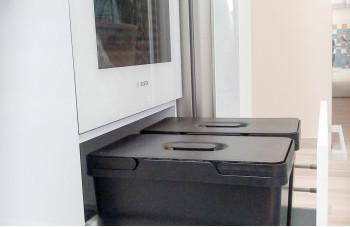 Усиленные ящики BLUM под мусорный контейнер