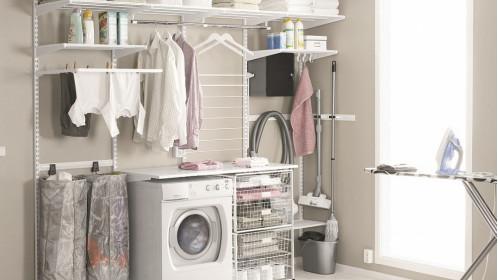 Система сортировки и хранения одежды