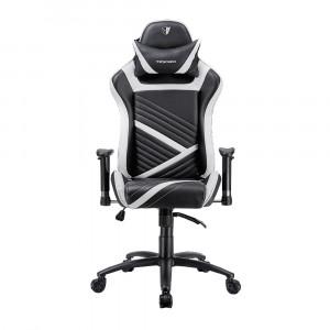 Кресло компьютерное TESORO Zone Speed F700 BW [black-white]