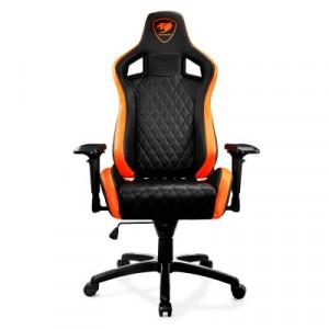 Кресло компьютерное Cougar ARMOR-S-BO [black-orange]