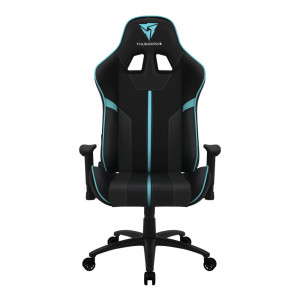Кресло компьютерное ThunderX3 BC3-BC [black-cyan] AIR