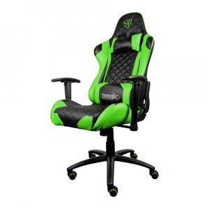 Кресло компьютерное ThunderX3 TGC12-BG (black-green)