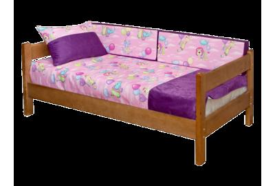 Детская Кровать с ящиками КД-2 90x180 из массива березы