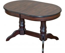 Стол обеденный Версаль 1200x820 Венге нераскладной
