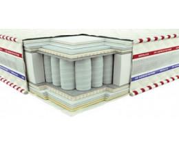 Матрас Магнат 3D с независимыми пружинами
