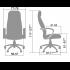 Кресло для руковолителя LK-3