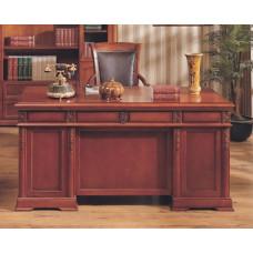 Стол письменный Валенсия С05 MK-1731-CR Вишня