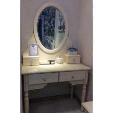 Туалетный столик Emilia MK-4615-IV Слоновая кость