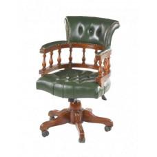 Кресло офисное CHO-001 MK-2404-NM Итальянский орех