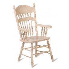 Кресло CCKD - 828 A MK-1116-IV Слоновая кость
