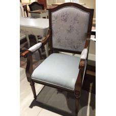 Кресло Florence MK-5071-AWB Итальянский орех/Узор