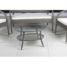 Журнальный столик SТ-90 MK-3620-GY Серо-бежевый