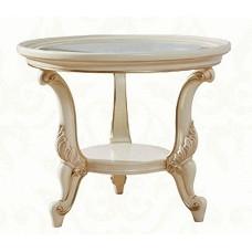 Чайный столик Милано MK-1873-IV Слоновая кость