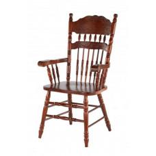 Кресло CCKD - 828 A Темная вишня