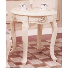 Чайный столик Милано 8801-В MK-1819-IV Слоновая кость