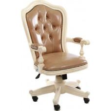 Кресло офисное MK-CHO02 MK-2465-IV Слоновая кость/Бежевый