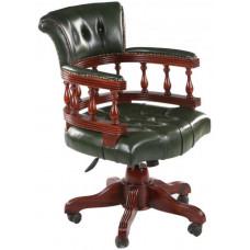 Кресло офисное CHO-001 MK-2404-AN Вишня