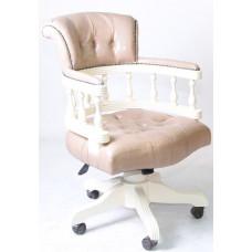 Кресло офисное CHO-001 MK-2404-IV Слоновая кость