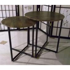 Комплект журнальных столиков MK-2364 Орех