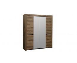 Шкаф для одежды 33.01 Лючия (4 - х дверный)