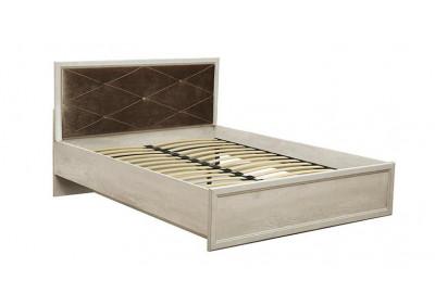 Кровать двуспальная с ортопедическим осн. 32.25-01 Сохо (1400)