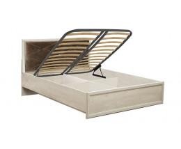 Кровать двуспальная с подъемным механизмом 32.26-02 Сохо