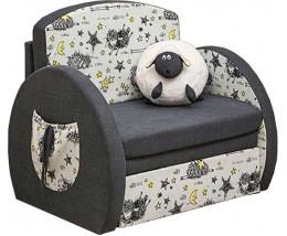 Детский диванчик с бортиками Мася-8 (Барашек)