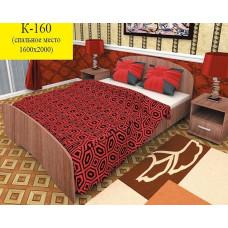 Кровать К-160 (спальное место 160х200)
