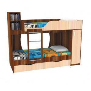 Кровать Башмачок (детский комплекс)