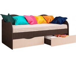 Кровать БОКС с ящиками