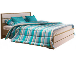Кровать двуспальная БРАВО