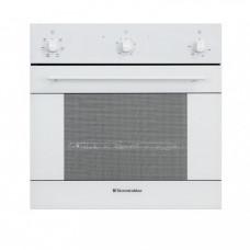 Electronicsdeluxe духовой шкаф 6006.03 эшв-002 белый