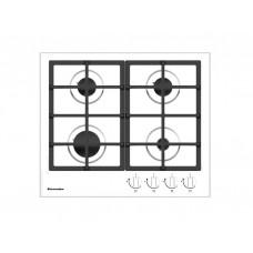 Electronicsdeluxe вар.газ.панель tg4 750231 f-024 белая эмаль