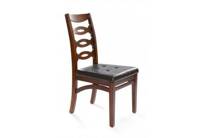 863 - 48 SC Стул обеденный Темно-коричневый