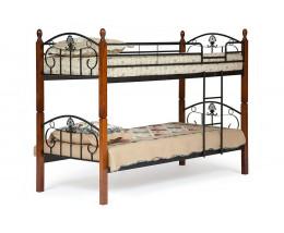 Кровать BOLERO двухярусная Bunk bed, 90*200 см