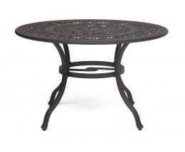 Стол Secret De Maison Salieri алюминиевый сплав, D120/H73см, бронза/bronze