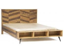 Кровать Secret De Maison LARGO (mod. LAR BKK01EU) дерево акация, 180*200 см, brown recycled