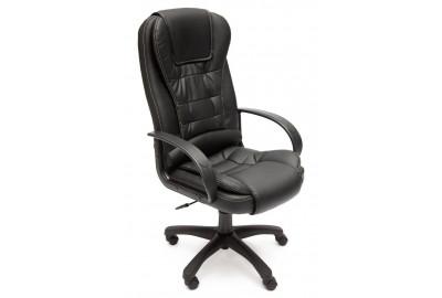 Кресло BARON ST кож/зам, Черный, 36-6