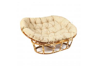 """Кресло """"MAMASAN ECO SKIN""""/ без подушки / Natural (натуральный)"""
