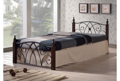 Кровать металлическая Marco 140x200